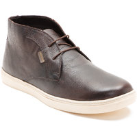 Red Tape Men's Brown Slip On Casual Shoes - 98668438