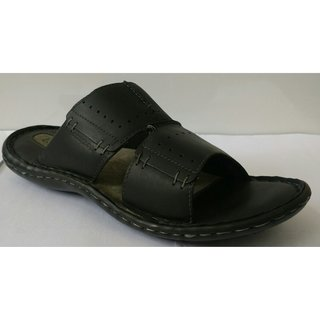 buy red tape men's black sandals online  ₹2195 from shopclues