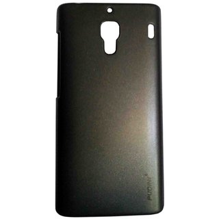 Pudini Metal Back Cover For Redmi 2s-Black