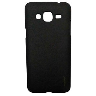 new concept f502d 4c7b1 Pudini Rubber Back Cover For Samsung Galaxy J7-Black