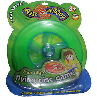 Max flight flying disc game