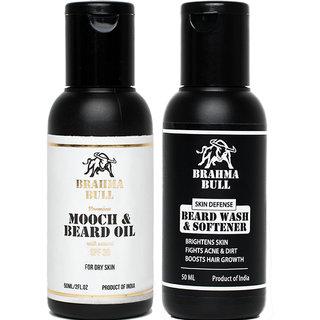 Beard Combo for Dry Skin