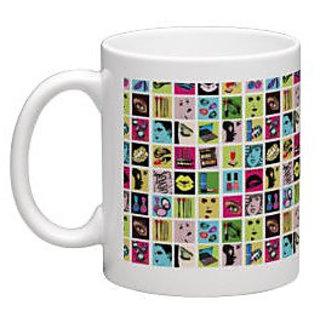dHiNcHaK She Ceramic Mug