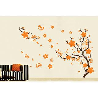 Creatick Studio Tree Blosome Wall Sticker