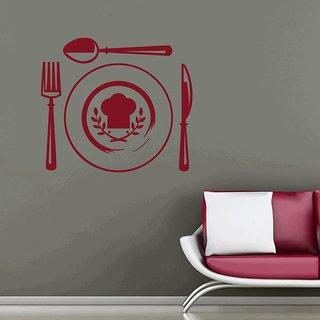 Creatick Studio Cutlery Wall Decal