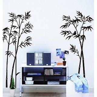 Creatick Studio Bunch tree Wall Sticker