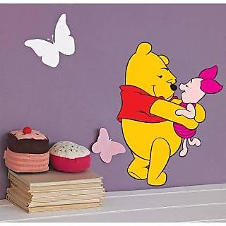 Creatick Studio Winnie The Pooh Wall Decal