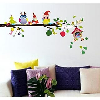 Creatick Studio Birds  Creature Wall Sticker