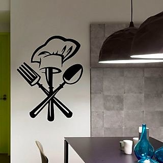 Creatick Studio Kitchen Weapons Wall Decal