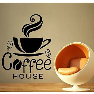 Creatick Studio Coffee House Wall Decal
