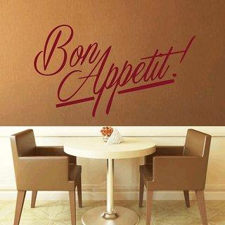Creatick Studio Bon Appetit! Wall Decal