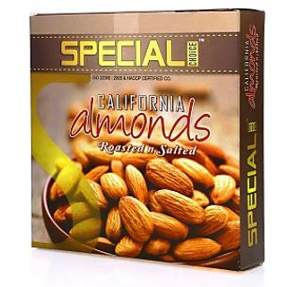 CALIFORNIA ALMONDS (BADAM GIRI)