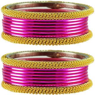 Rani Plain Brass Bangle