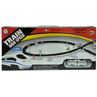 Blue Lotus Train High Speed (g scale track)