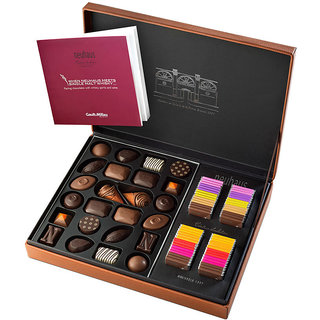 La Chocoallure Lover's Gift 9 Pcs. Box