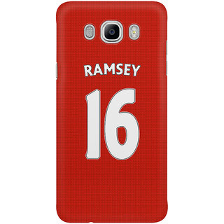 Dreambolic Arsenal Ramsey Mobile Back Cover