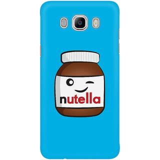 Dreambolic Nutella Mobile Back Cover
