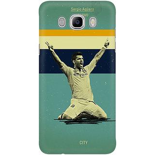 Dreambolic Aguero Mobile Back Cover
