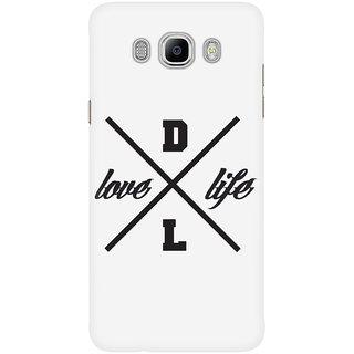 Dreambolic Dopelife Logo Mobile Back Cover
