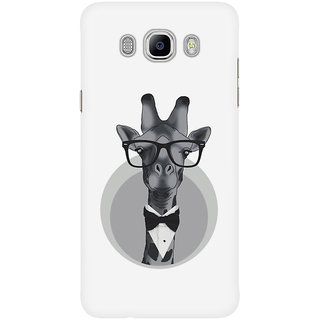 Dreambolic Hipster Giraffe Mobile Back Cover