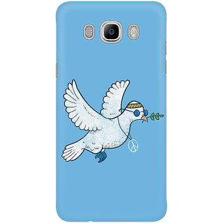 Dreambolic The Hippie Dove Mobile Back Cover