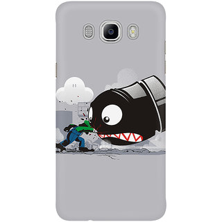 Dreambolic Luigi Always Angry Mobile Back Cover