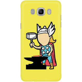 Dreambolic Thor The Coldsmith Mobile Back Cover