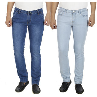 By The Way Men's Jeans(Pack of 2)