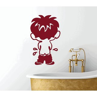 Creatick Studio Boy Wall Decal