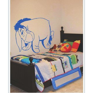 Creatick Studio Decal Style  Donkey Wall Sticker