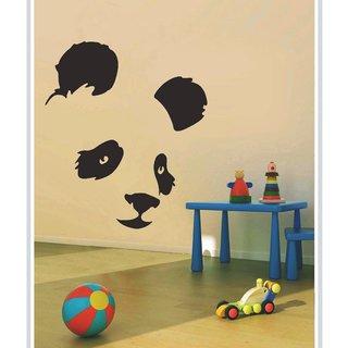Creatick Studio Decal Style  Panda Wall Sticker