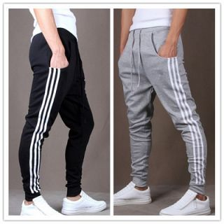 Combo Of 2 Men's New Fashion Casual Skinny Men's Track Pants(G#32)
