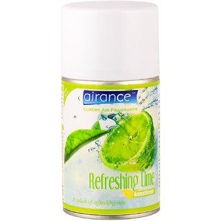 Airance Automatic Room Freshner / Air Freshener Refill Spray - Refreshing Lime