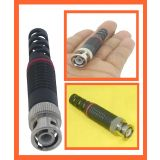 10PC/LOT CCTV Camera BNC Male Connector Adapter
