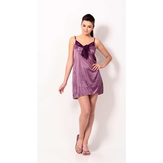 Klamotten Light Purple Nightwear