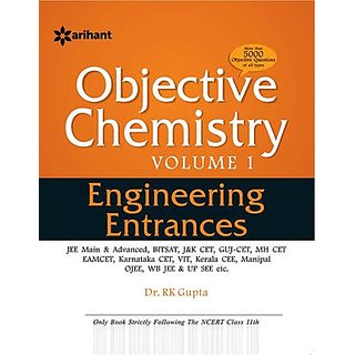 Objective Approach to Chemistry Vol 1 For Engineering Entrances