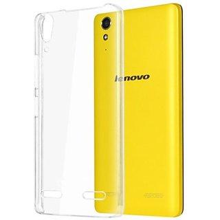Crackerdeal Back Cover For Lenovo A7000 (Transperent) Case