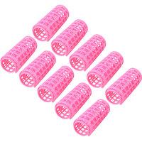 Plastic Hair Roller Curler 25mm Pack Of 10