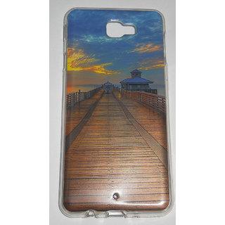 Samsung Galaxy J 7 Prime Back Cover