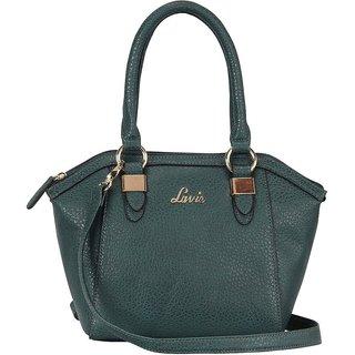 8f99dc8b5567 Lavie Tennis Green Handbags(Hkcs889050A2) Best Deals With Price ...
