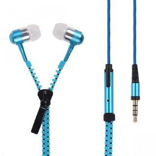 Zipper Style Earphones