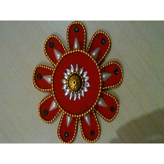 Diwali Decorative Metal Rangoli Artpiece for Home Dcor