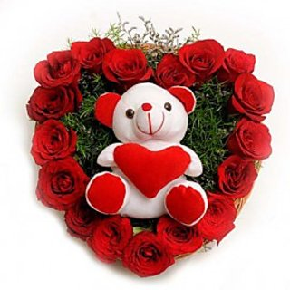 Love With Soft Toy