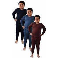 Dollor Esteem Kids Thermal Wear Winter Special Care ( Upper+Lower Set)