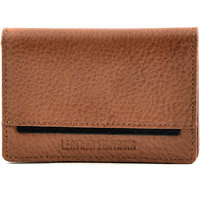 Full Grain Tan Cardholder