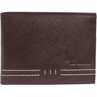 Tamanna Men Multicolor Genuine Leather Wallet   7 Card Slots