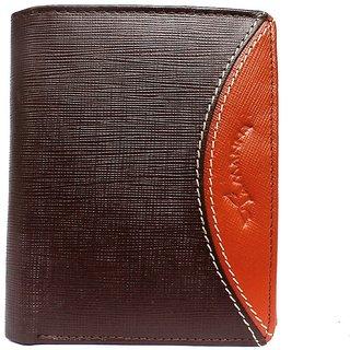 Tamanna Classic BiFolder Wallet for Men