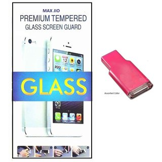 Tempered Glass Screen Protector Samsung Galaxy Ace 4 LTE G313  With MEMORY CARD READER