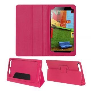 Buy Lenovo Phab Plus Tablet Executive Flip Case Cover By Acm Pink Online @ ₹219 from ShopClues