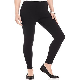 Suprease Women's Cotton Leggings Black